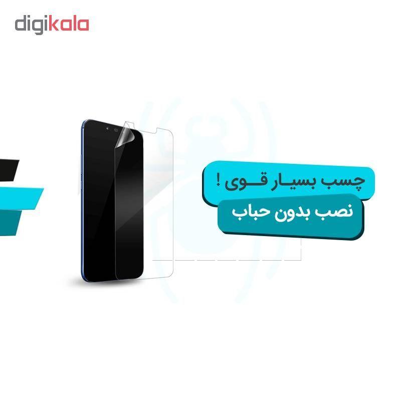 محافظ صفحه نمایش 6D اسپایدر مدل Pro مناسب برای گوشی موبایل سامسونگ Galaxy A40 main 1 4