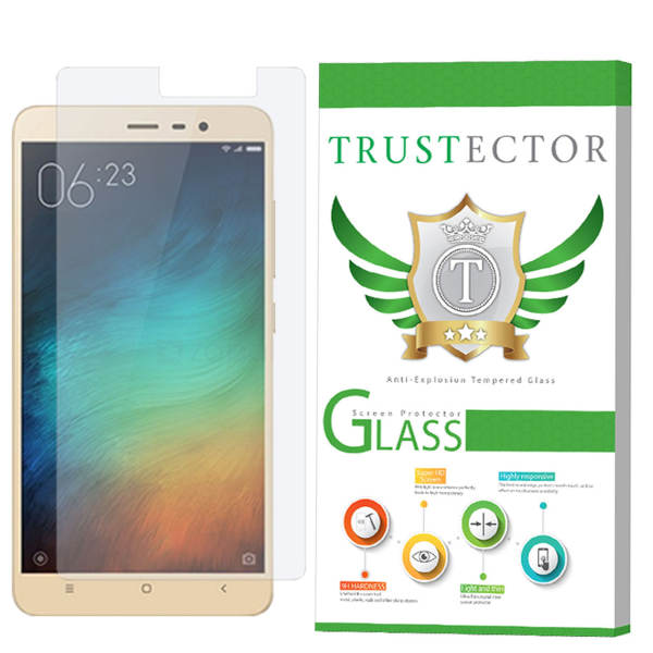 محافظ صفحه نمایش تراستکتور مدل GLS مناسب برای گوشی موبایل شیائومی Redmi Note 3
