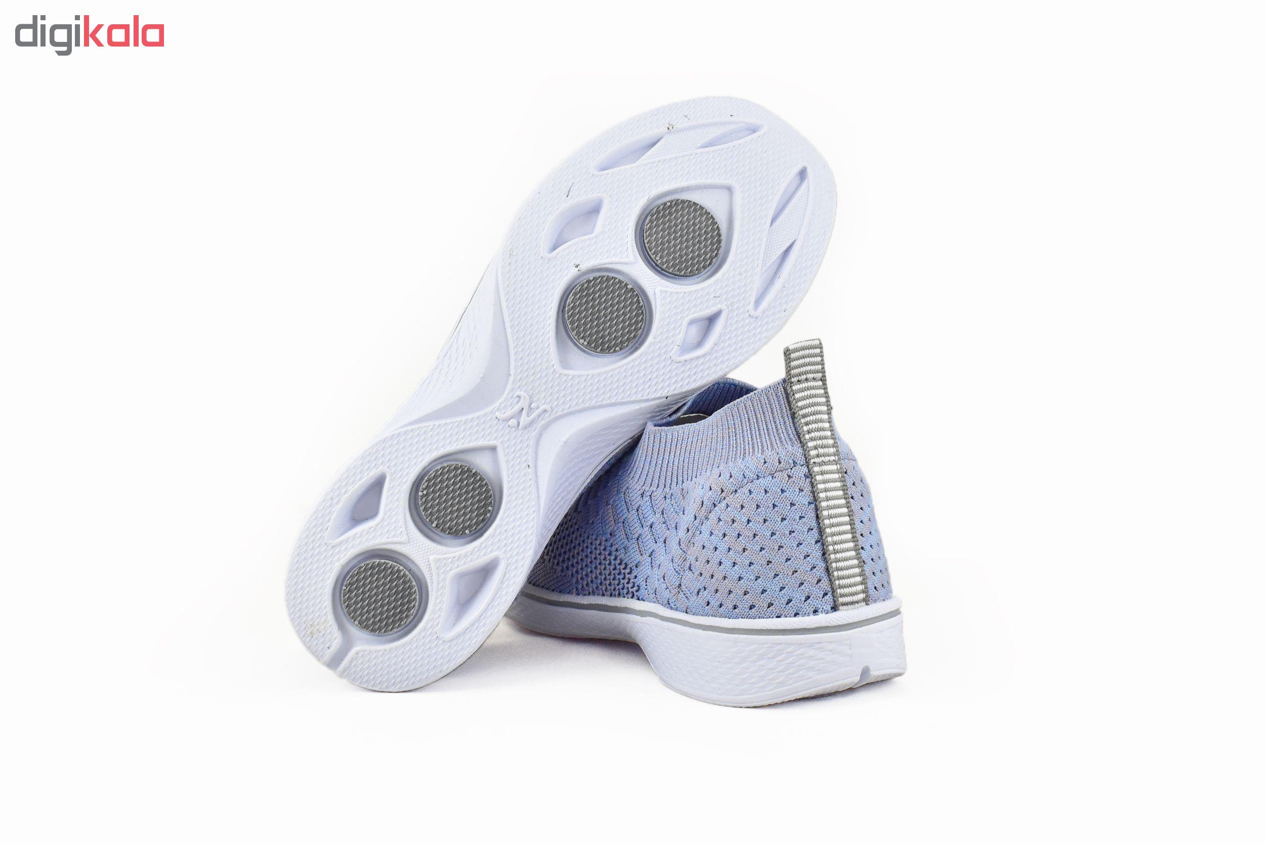 کفش مخصوص پیاده روی زنانه نسیم کد 4141