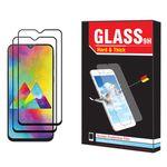 محافظ صفحه نمایش hard and thick مدل F-001 مناسب برای گوشی موبایل سامسونگ Galaxy M20 بسته دو عددی thumb