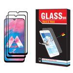 محافظ صفحه نمایش hard and thick مدل F-001 مناسب برای گوشی موبایل سامسونگ Galaxy M30 بسته دو عددی thumb