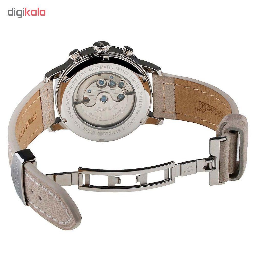ساعت مچی عقربه ای مردانه اینگرسل مدل   IN1103SCR