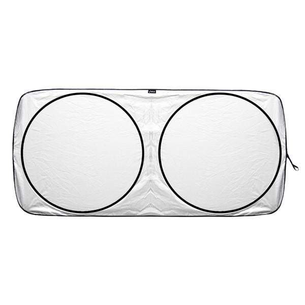 آفتابگیر شیشه جلو خودرو واته.کو مدل X400
