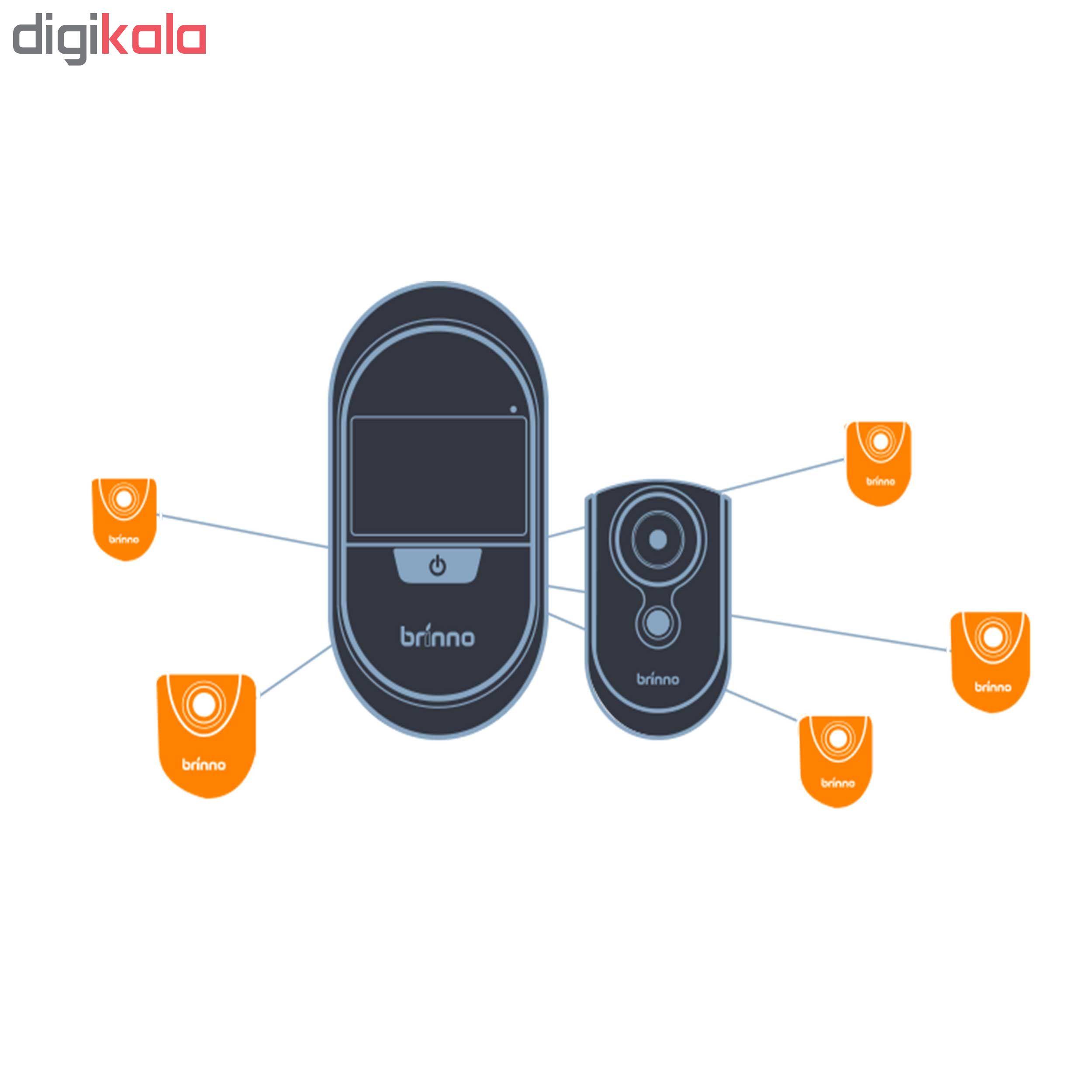 دوربین امنیتی برینو مدلBrinno DUO