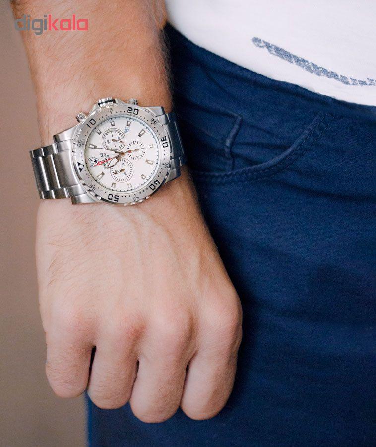 ساعت مچی  مردانه سوییس ایگل کد SE-9008-22              اصل