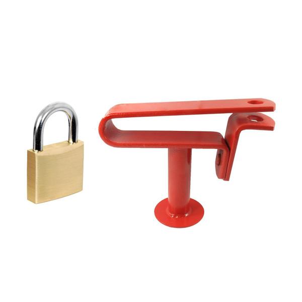 قفل پدال کد 05 به همراه قفل آویز