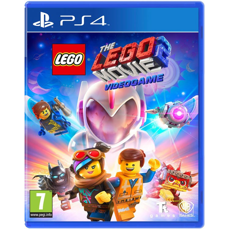 عکس بازی The LEGO Movie 2 Videogame مخصوص ps4