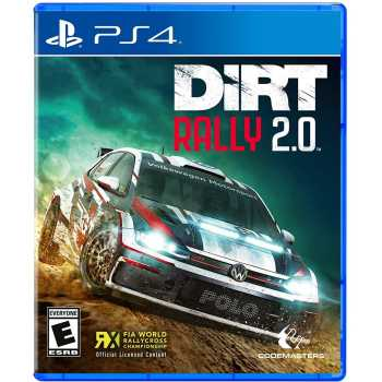 بازی Dirt Rally 2.0 مخصوص ps4