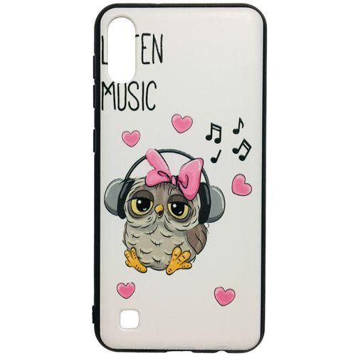 کاور طرح Owl کد 0179 مناسب برای گوشی موبایل سامسونگ Galaxy M10 / A10