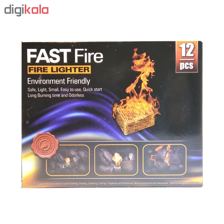 آتش زنه فست فایر مدل p3 مجموعه 4 عددي main 1 2