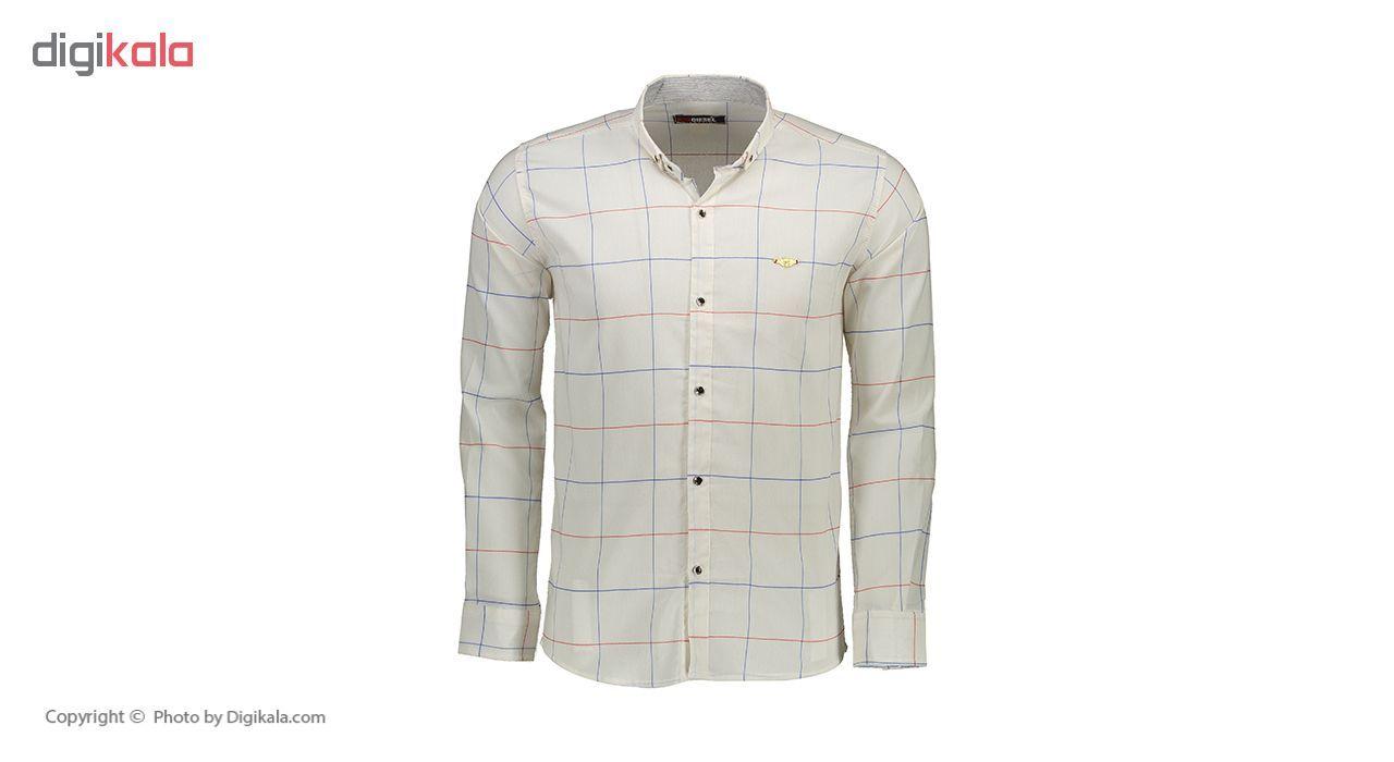 پیراهن مردانه مدل P.baz.202  غیر اصلP.baz.202 Shirt For Men