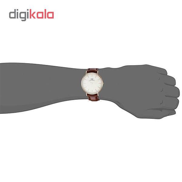 ساعت مچی عقربه ای مردانه مدل D-02              ارزان