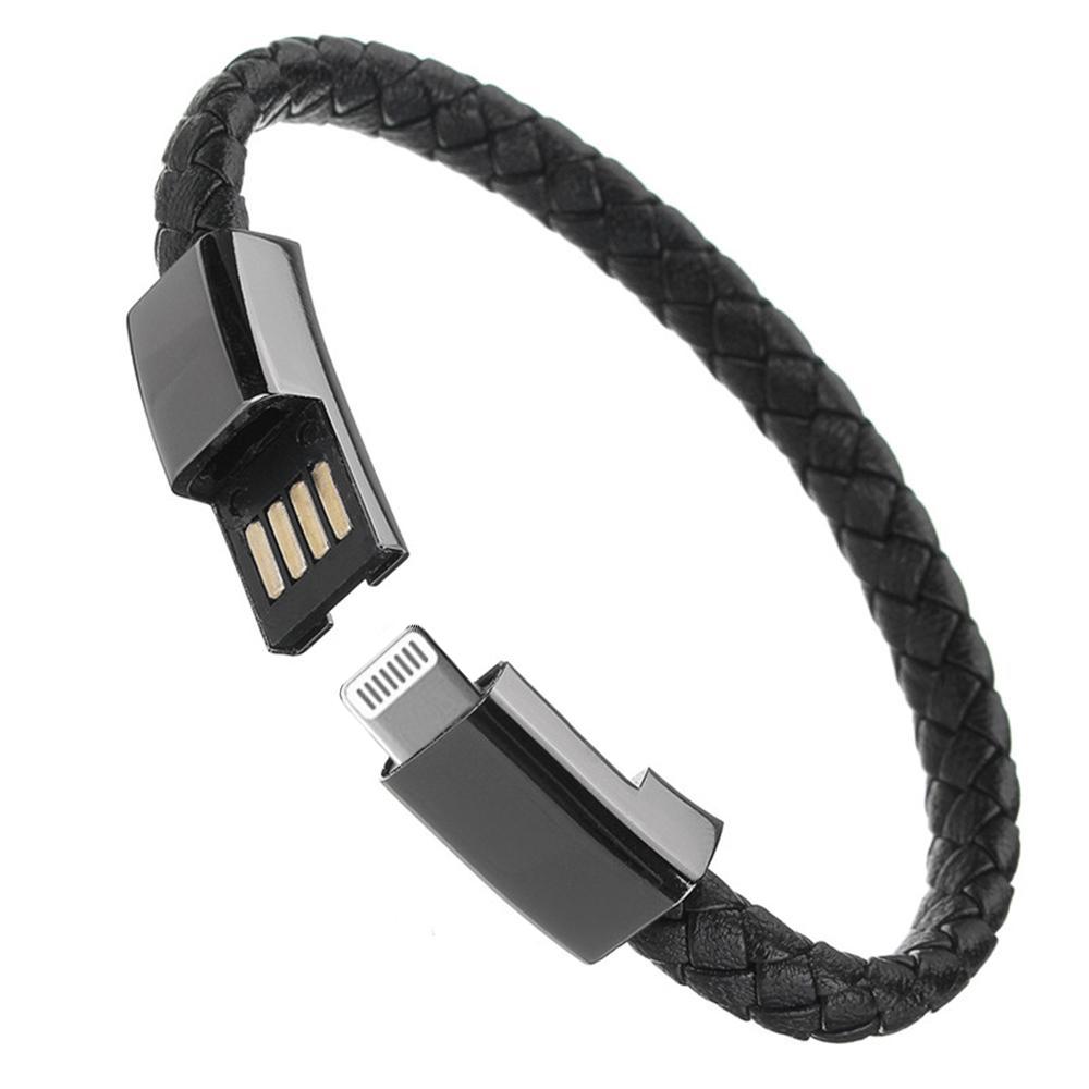 کابل تبدیل USB به لایتنینگ/microUSB  کلومن مدل Shinee-m  طول 0.2 متر