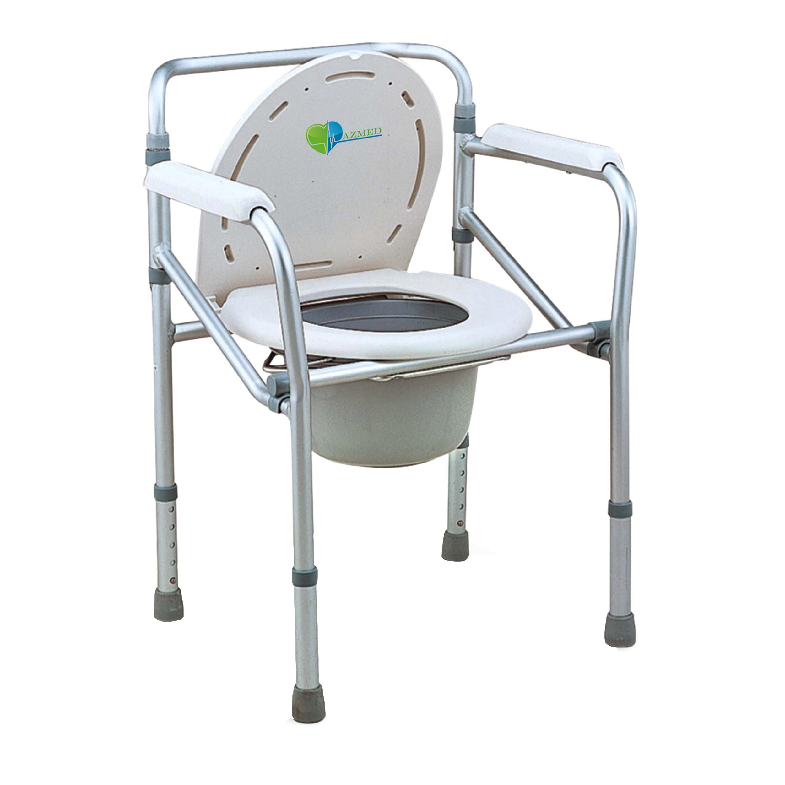 توالت فرنگی آزمد مدل AZ 894