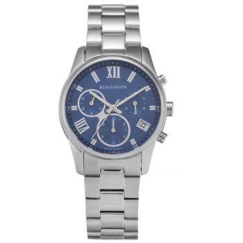 ساعت مچی عقربه ای زنانه رومانسون مدل RM6A01HLWWA4R5