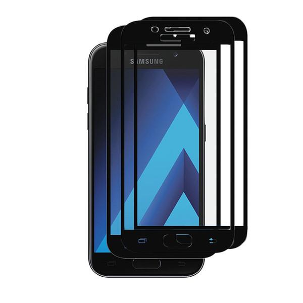 محافظ صفحه نمایش نیکسو مدل FG مناسب برای گوشی موبایل سامسونگ Galaxy A5 2017 بسته سه عددی