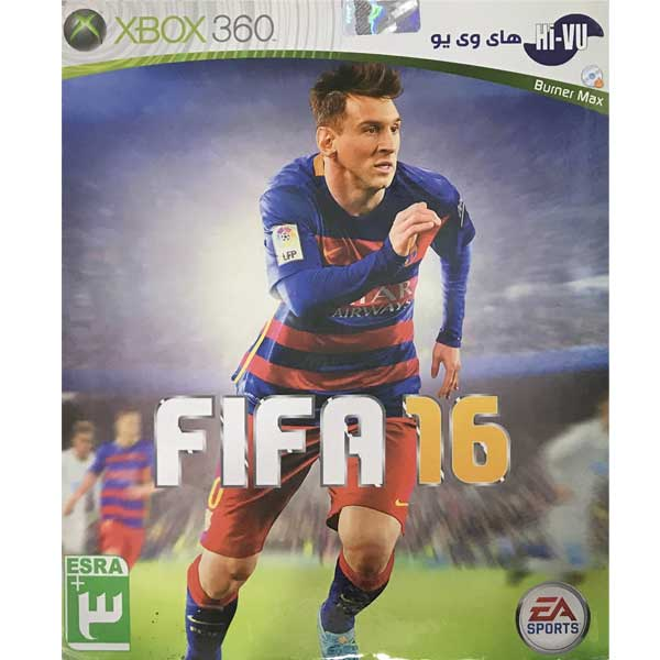 بازی FIFA16 مخصوص xbox360