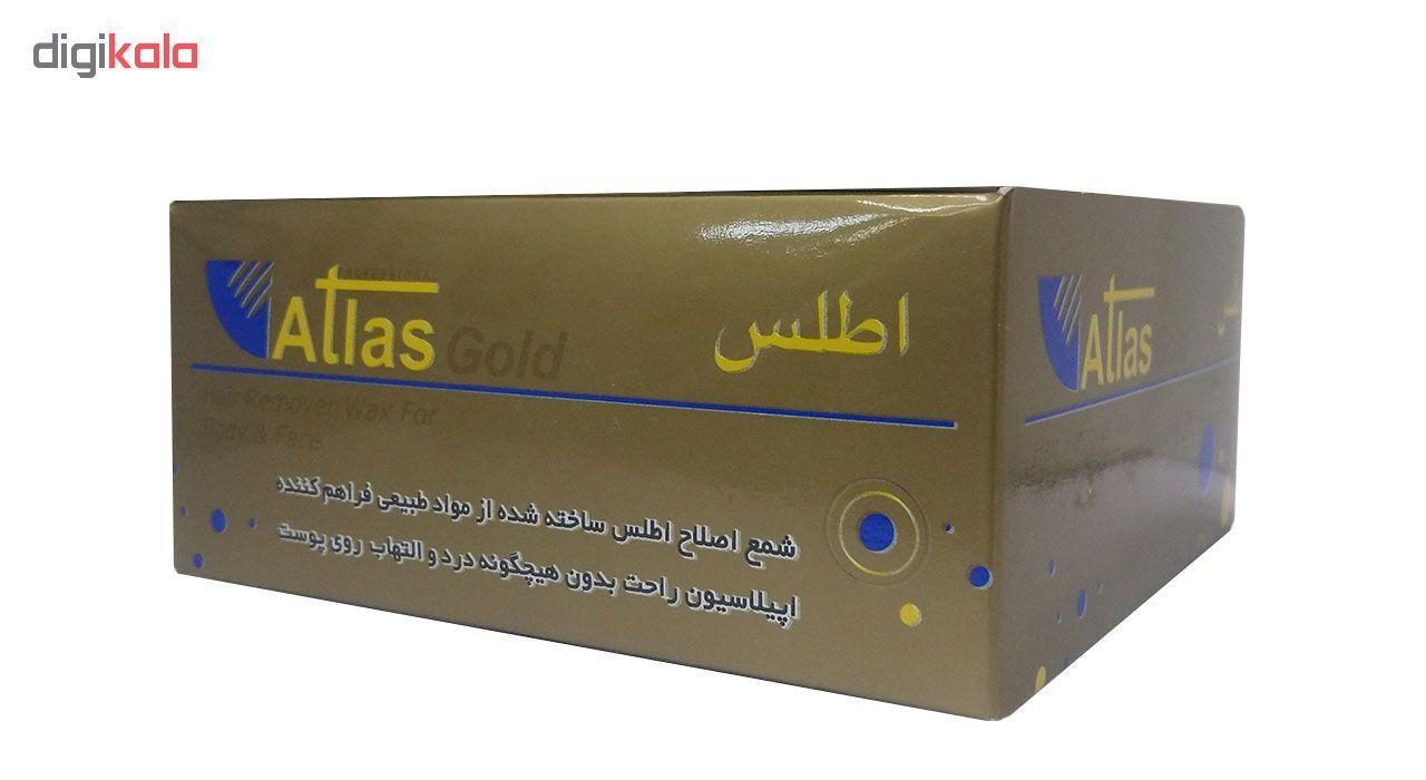 وکس موبر اطلس کد 012 وزن 500 گرم بسته 20 عددی main 1 2