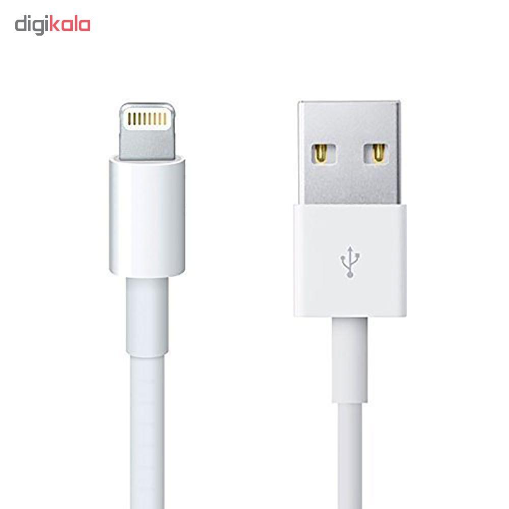 کابل تبدیل USB به لایتنینگ  مدل F0V501777L طول 1 متر  main 1 1
