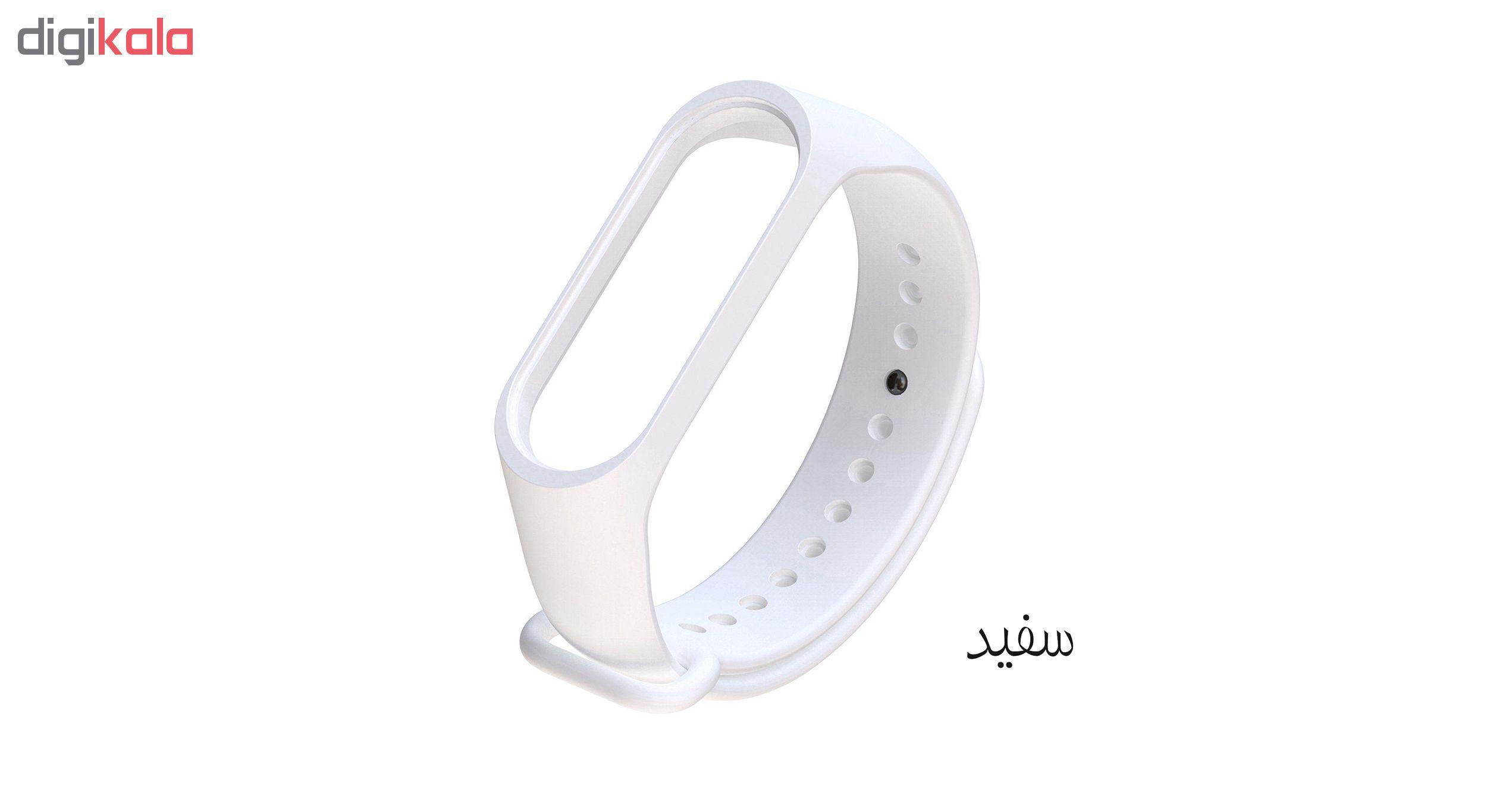 بند مچ بند هوشمند سومگ مدل SMG-S1 مناسب برای مچ بند هوشمند شیائومی Mi Band 3 و M3 main 1 1