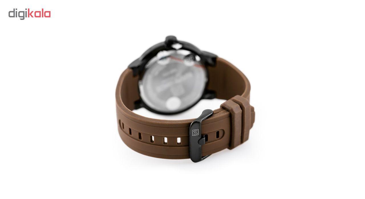 کد تخفیف                                      ساعت مچی عقربه ای مردانه نیوی فورس مدل NF9107 - BBCE