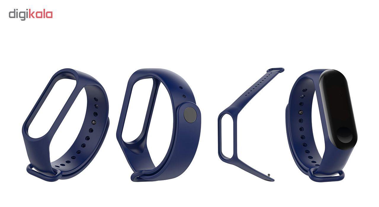 بند مچ بند هوشمند سومگ مدل SMG-S1 مناسب برای مچ بند هوشمند شیائومی Mi Band 3 و M3 main 1 14