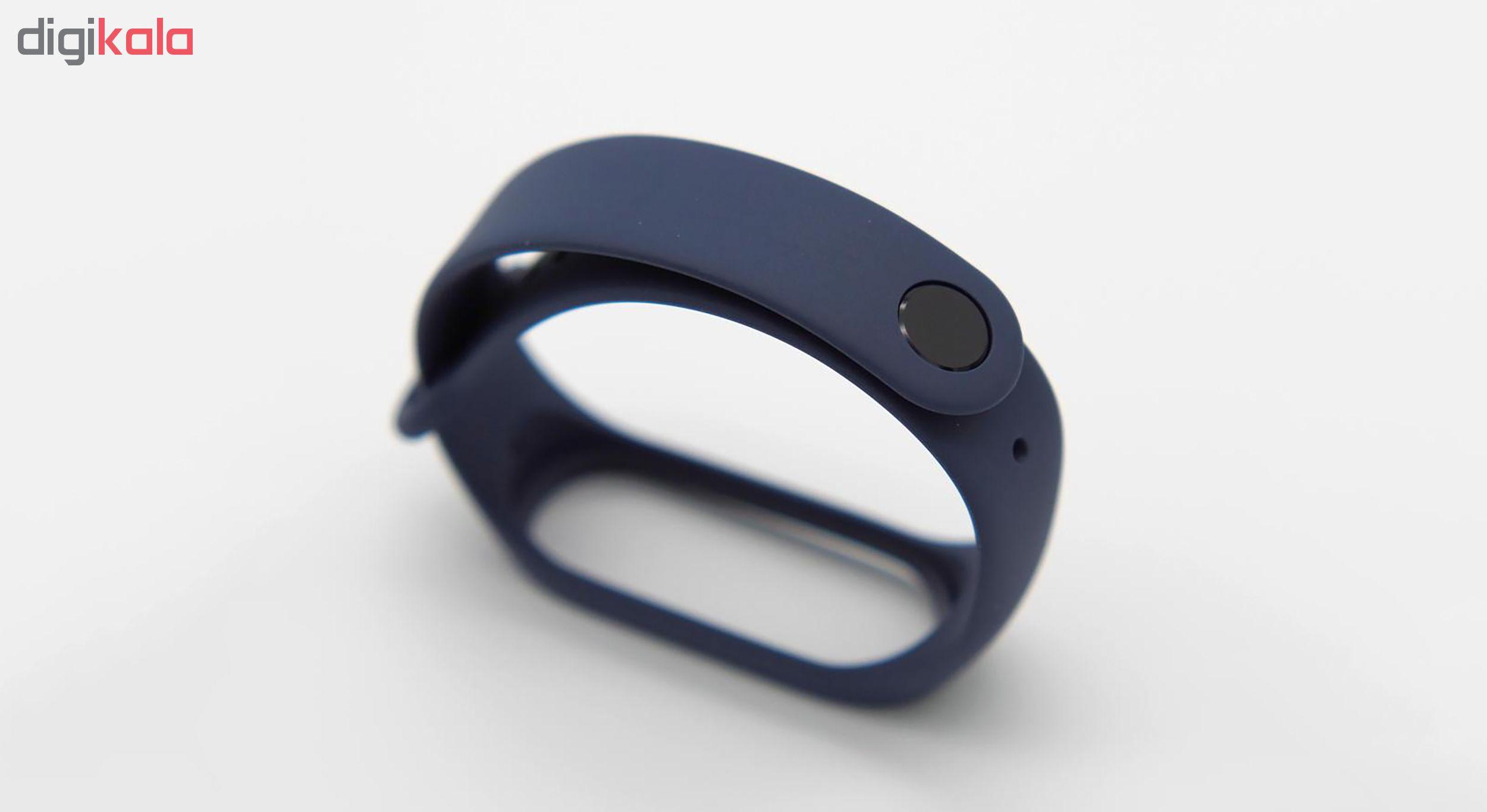 بند مچ بند هوشمند سومگ مدل SMG-S1 مناسب برای مچ بند هوشمند شیائومی Mi Band 3 و M3 main 1 15