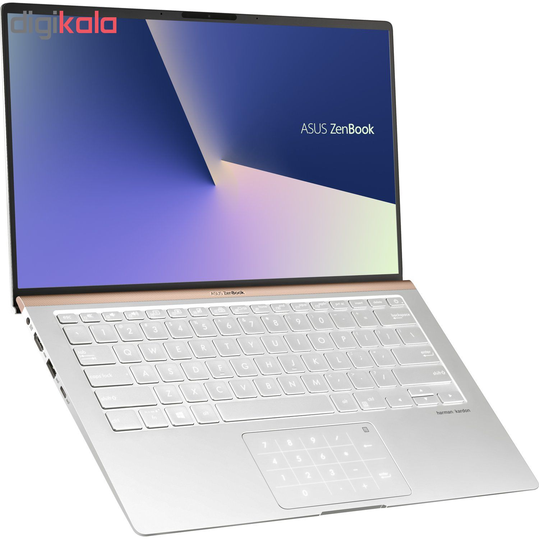 لپ تاپ 14 اینچی ایسوس مدل ZenBook UX433FA - DP