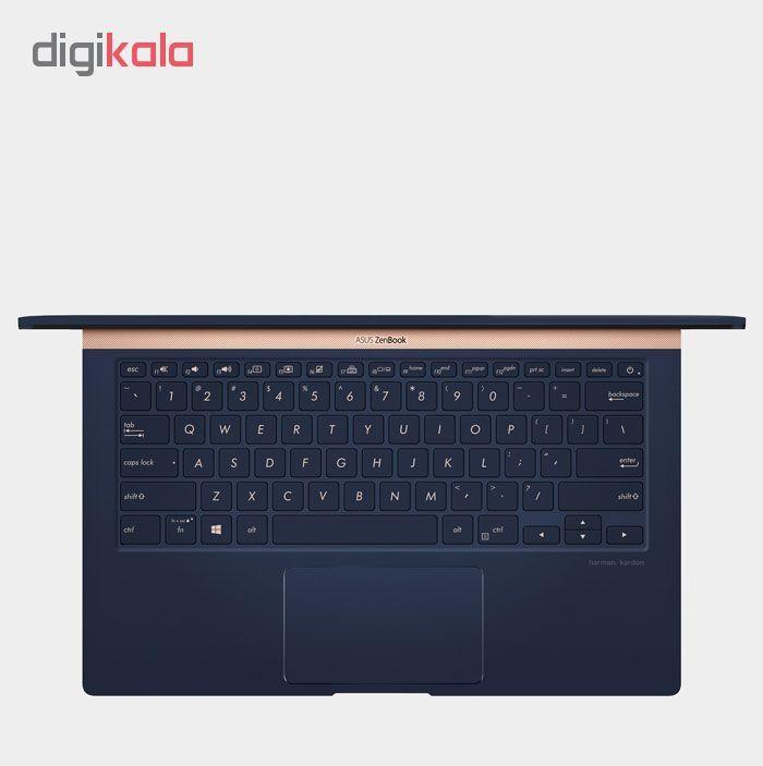 لپ تاپ 14 اینچی ایسوس مدل ZenBook UX433FA - EP main 1 5