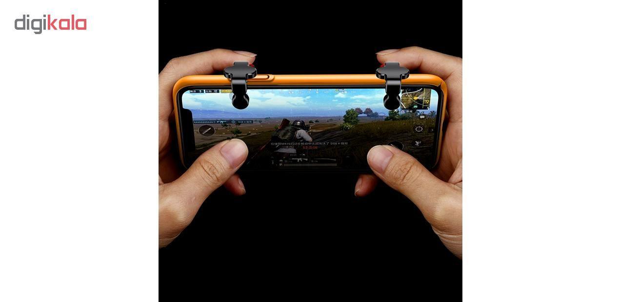 دسته بازی PubG باسئوس مدل ACHDCJ مناسب برای گوشی موبایل main 1 9