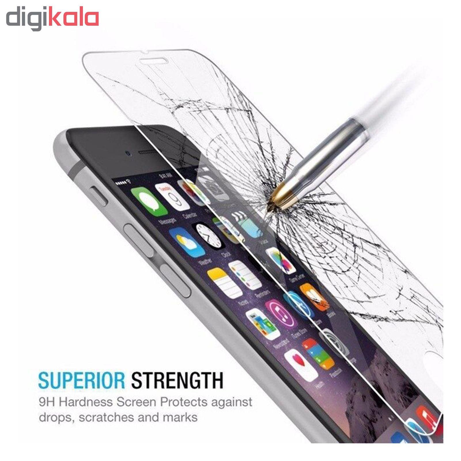 محافظ صفحه نمایش hard and thick مدل F-001 مناسب برای گوشی موبایل سامسونگ Galaxy A70 بسته دو عددی main 1 4