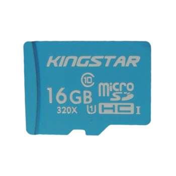 کارت حافظه microSDHC کینگ استار کلاس 10 استاندارد U1 سرعت 85MBps  ظرفیت 16 گیگابایت