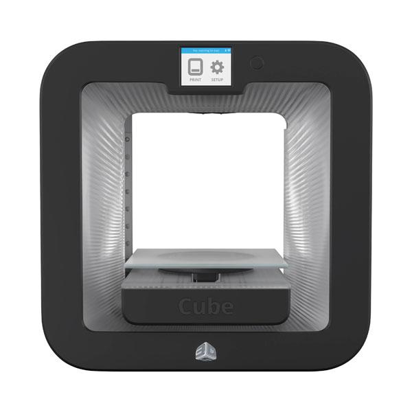 پرینتر سه بعدی کیوب مدل 3 D