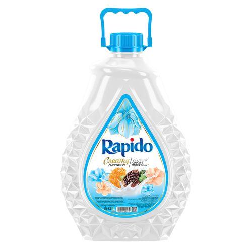 مایع دستشویی کرمی راپیدو مدل Cocoa And Honey مقدار 3000 گرم