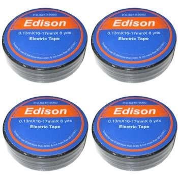 چسب برق ادیسون مدل 220V plus بسته 4 عددی