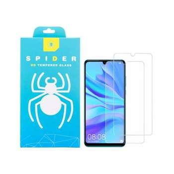محافظ صفحه نمایش اسپایدر مدل light مناسب برای گوشی موبایل هوآوی P30 Lite بسته دو عددی