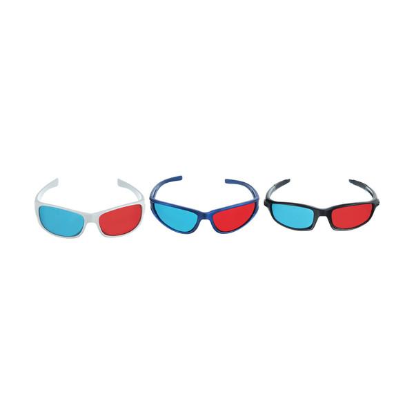 عینک سه بعدی مدل i3D بسته 3 عددی