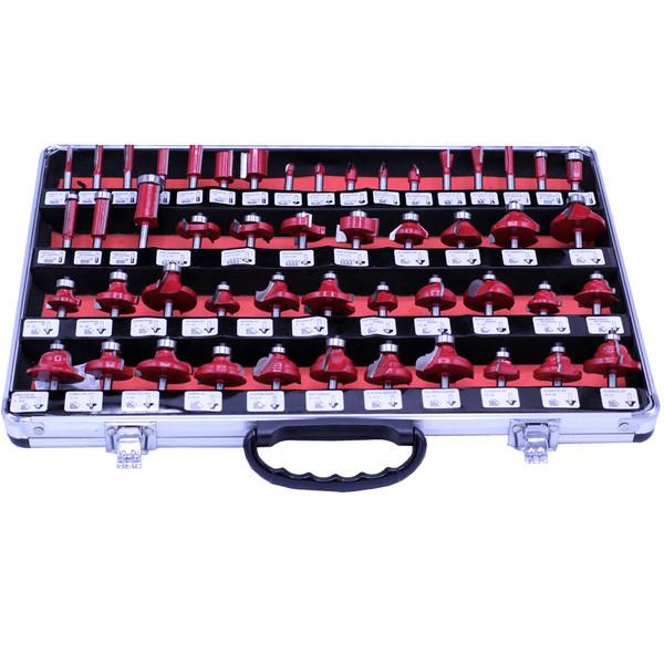 مجموعه 50 عددی فرز حاشیه زن مدل EV-8847