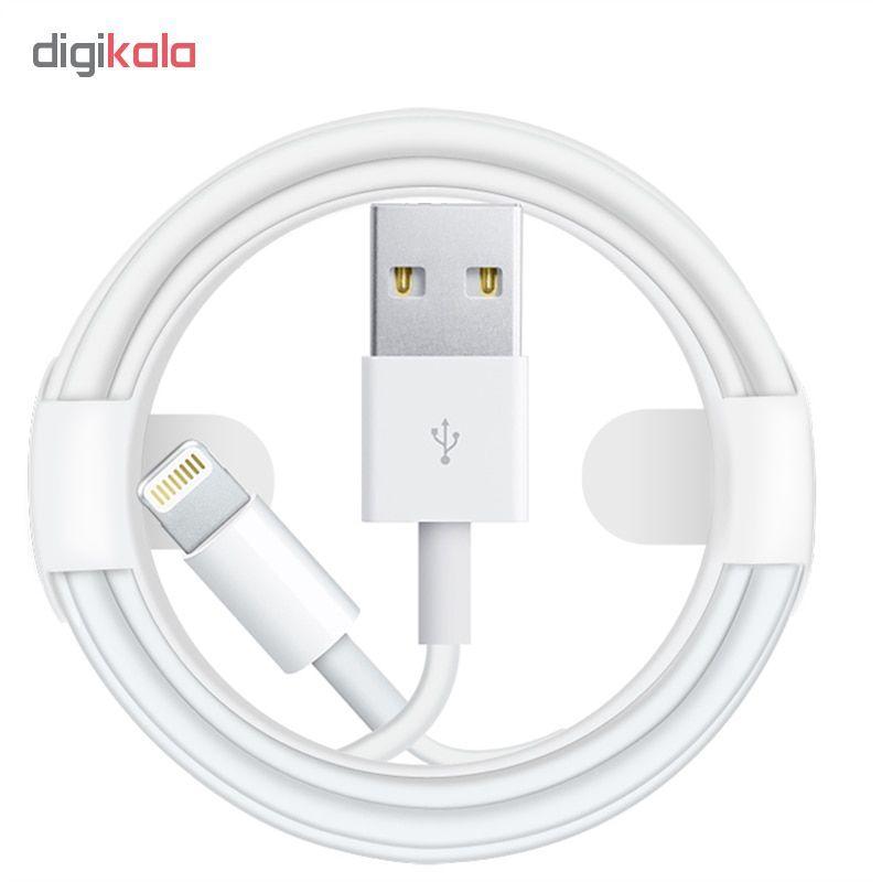 کابل تبدیل USB به لایتنینگ مدل h120 طول 1 متر main 1 1