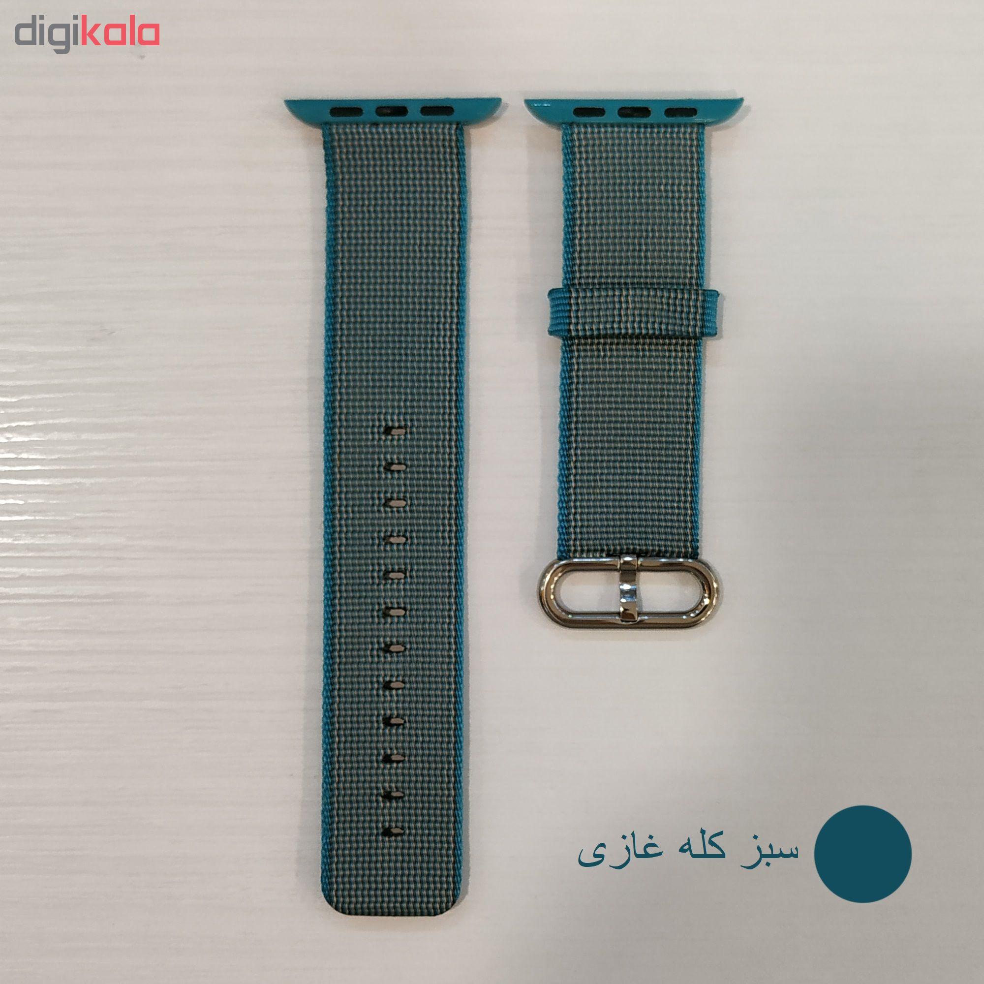 بند مدل Nylon مناسب برای اپل واچ 42 میلی متری main 1 8