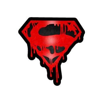 استیکر تزئینی موبایل طرح سوپرمن کد STM557