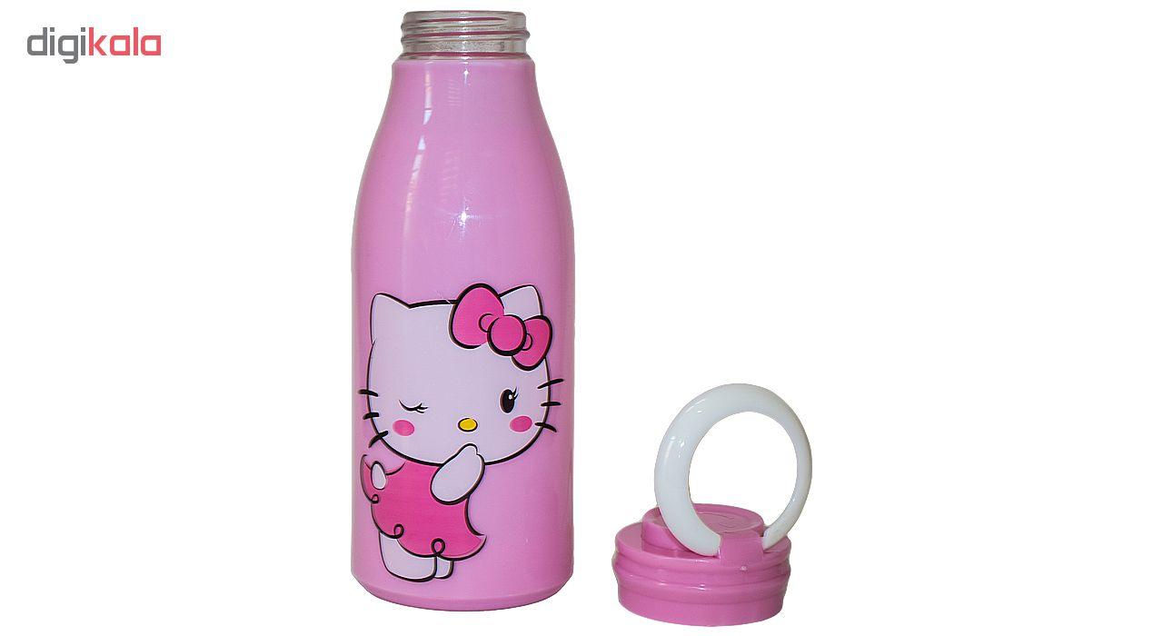 قمقمه طرح Hello Kitty کد 254 ظرفیت 0.3 لیتر