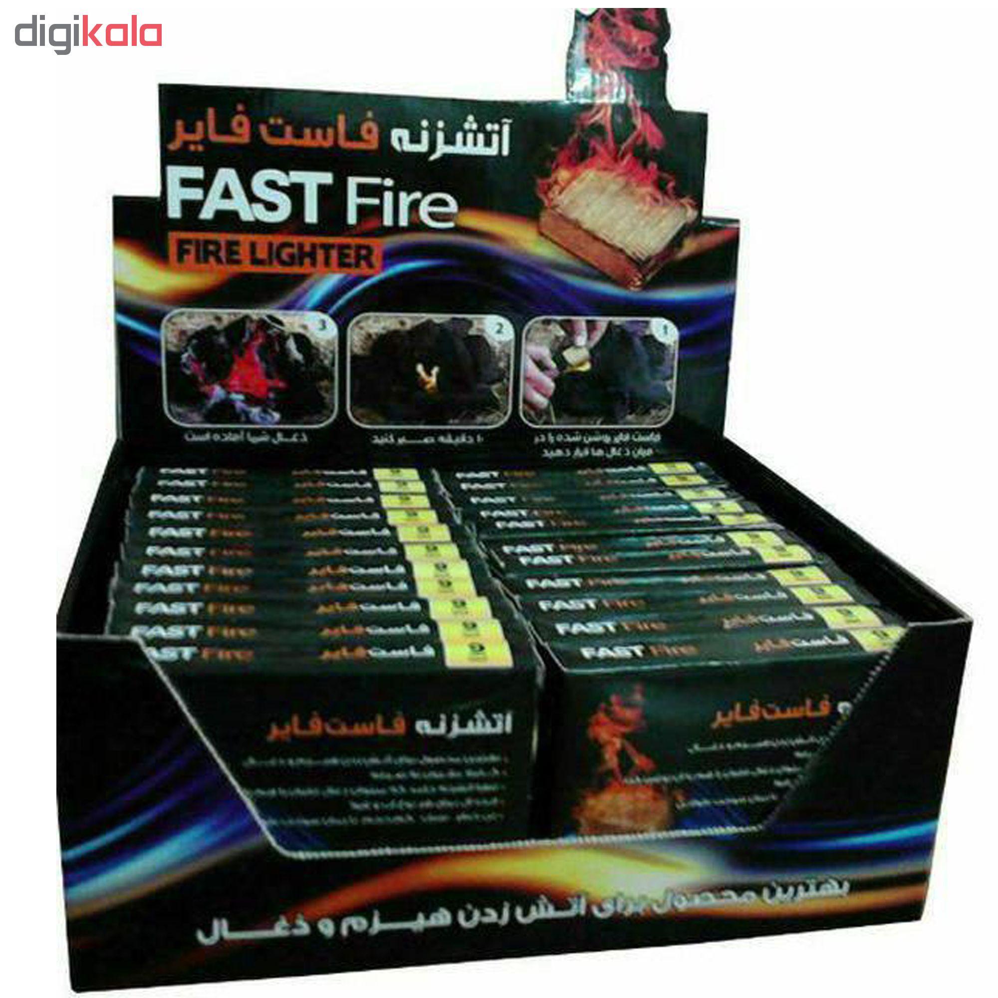 آتش زنه فست فایر مدل p4 مجموعه 24 عددی