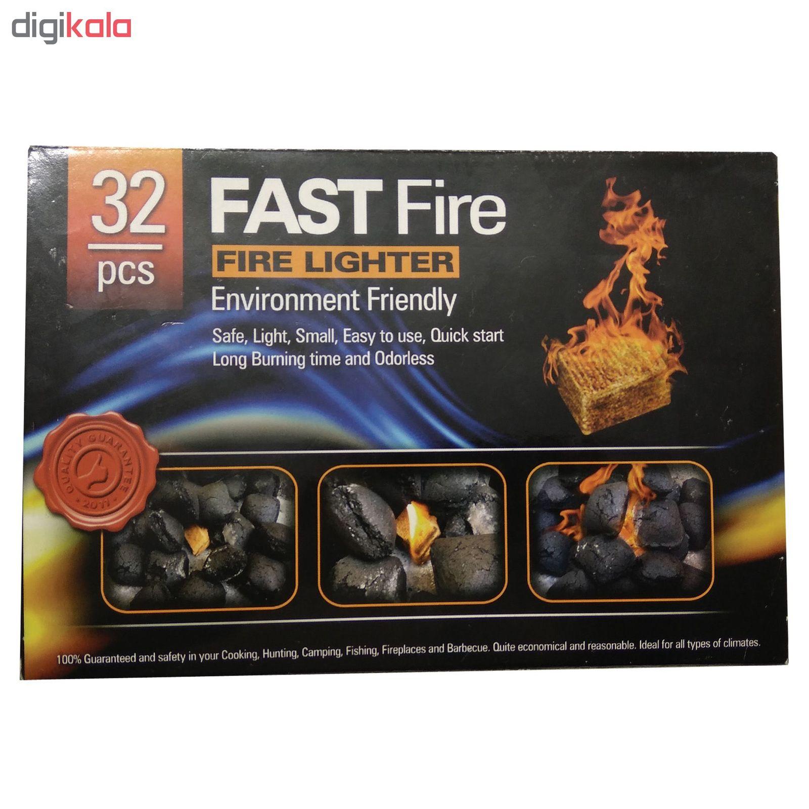 آتش زنه فست فایر مدل p2 مجموعه 4 عددي main 1 3