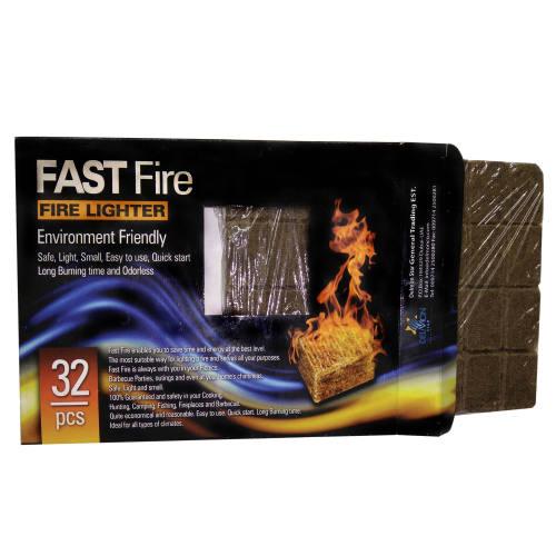 آتش زنه فست فایر مدل p2 مجموعه 4 عددي