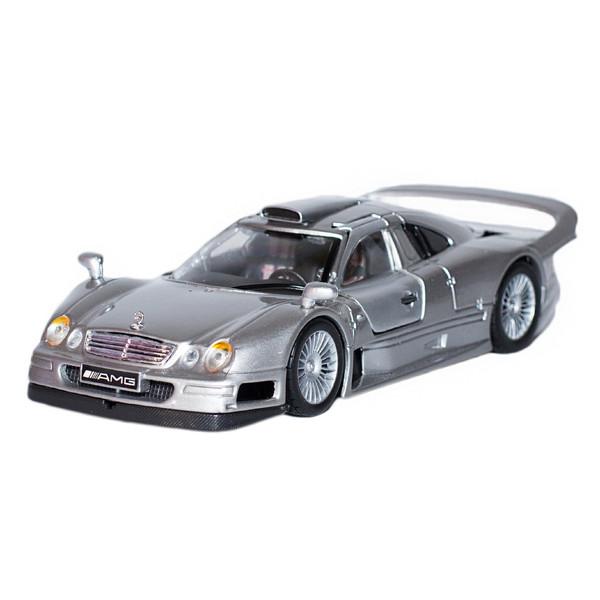 ماشین بازی مایستو مدل Mercedes-Benz CLK-GTR Street Version