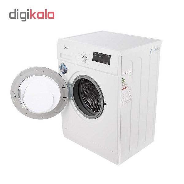 ماشین لباسشویی مایدیا مدل WU-20603 ظرفیت 6 کیلوگرم main 1 2