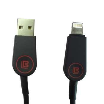 کابل تبدیل USB به لایتنینگ بیبوشی مدل C2503 طول 1 متر
