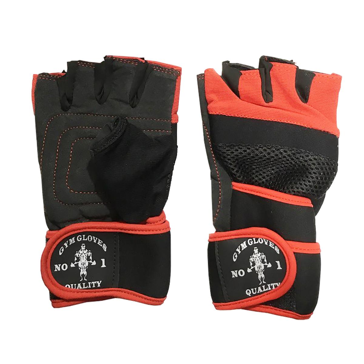دستکش بدنسازی مدل T390_K