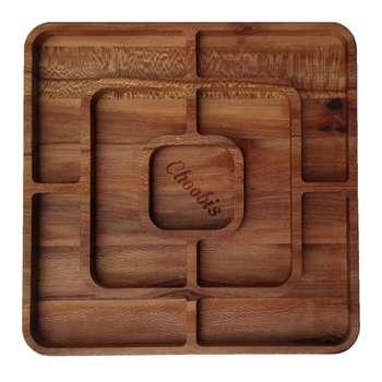 اردور خوری چوبی چوبیس کد 2_213